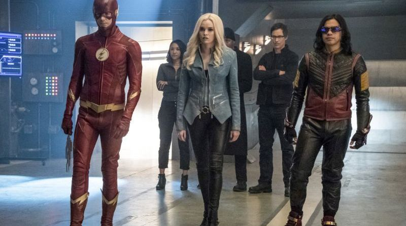 the flash lose yourself - flash, killer frost and vibe