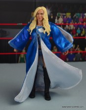 wwe elite 54 charlotte flair figure review - robe closed
