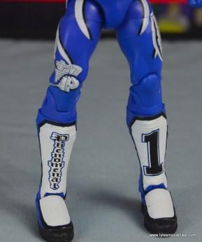 wwe elite 56 aj styles figure review - boot detail