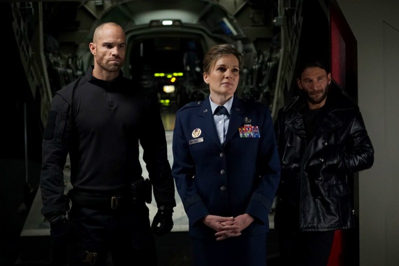 agents of shield the devil complex - creel, hale and anton