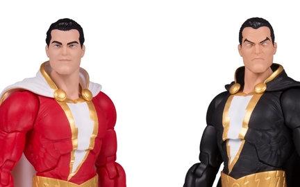 DC Essentials adds Shazam! and Black Adam to the lineup