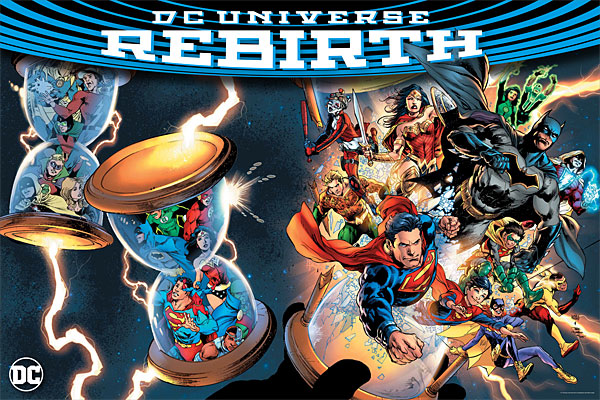 dc rebirth year two