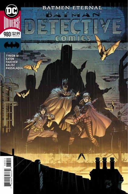 detective comics 980 cover