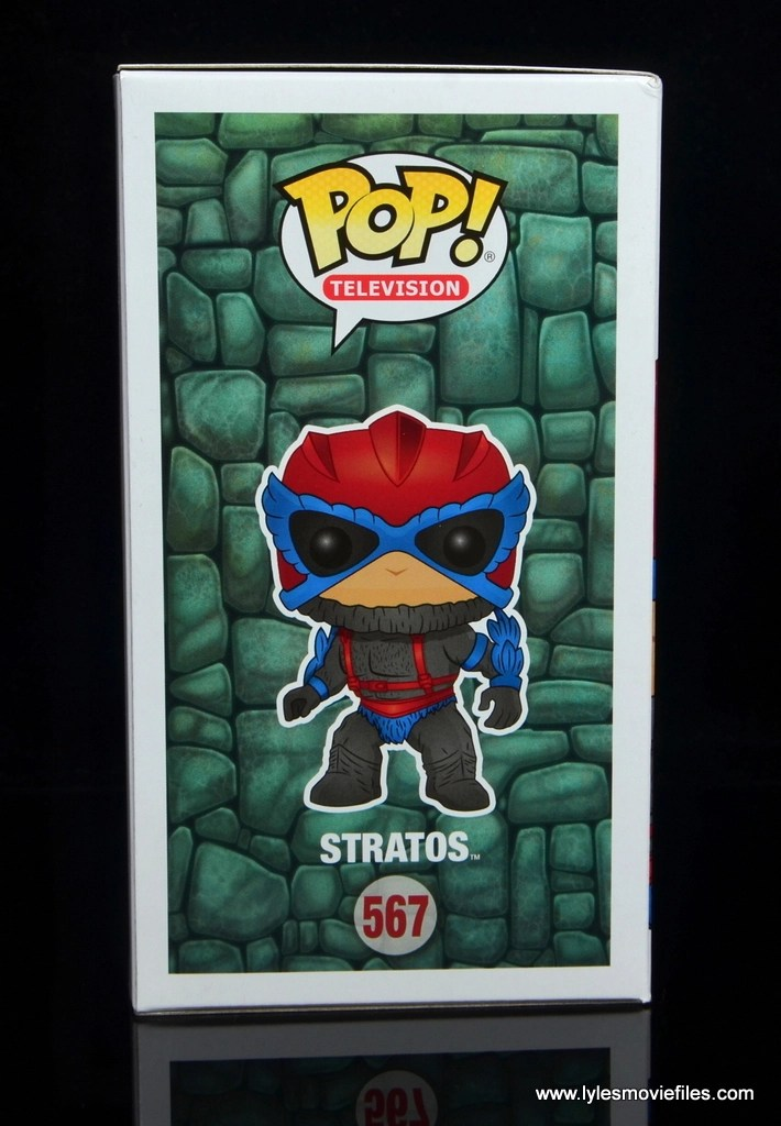 FUNKO POP MASTERS OF THE UNIVERSE #567 STRATOS NEW IN BOX