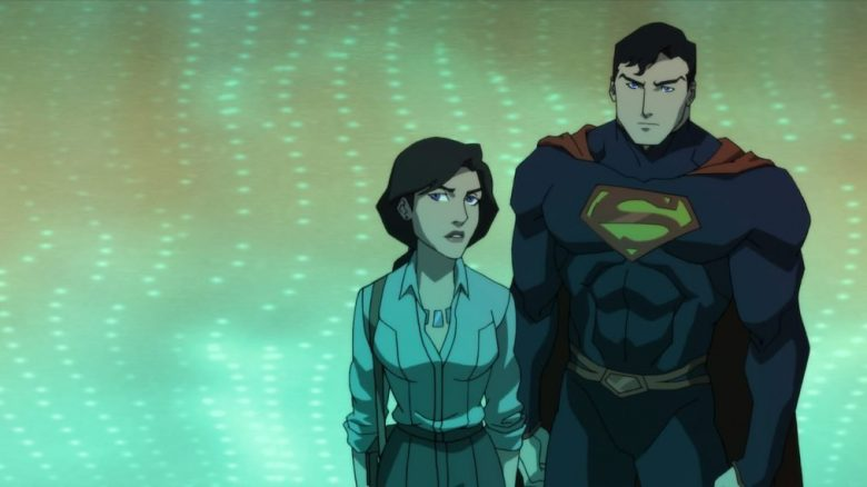the-death-of-superman-lois and superman