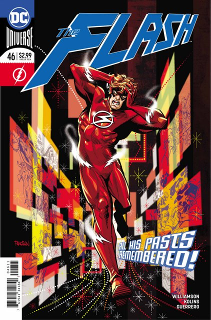 the flash 46 cover