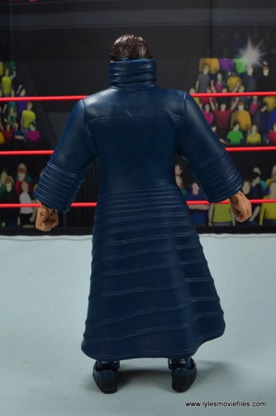 wwe elite 53 the miz figure review - jacket rear