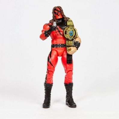 wwe hall of champions kane with accessories