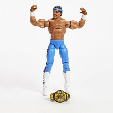 wwe hall of champions ron simmons with accessories