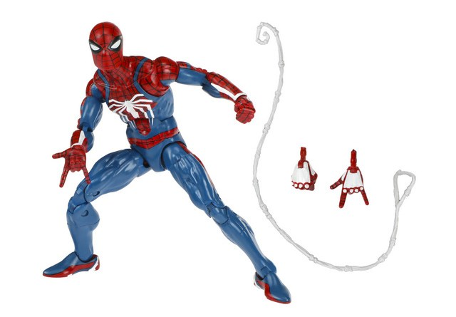 Hasbro Marvel Legends Series 6-inch Gamerverse Spider-Man Figure w Accessories_E5072_v1_current
