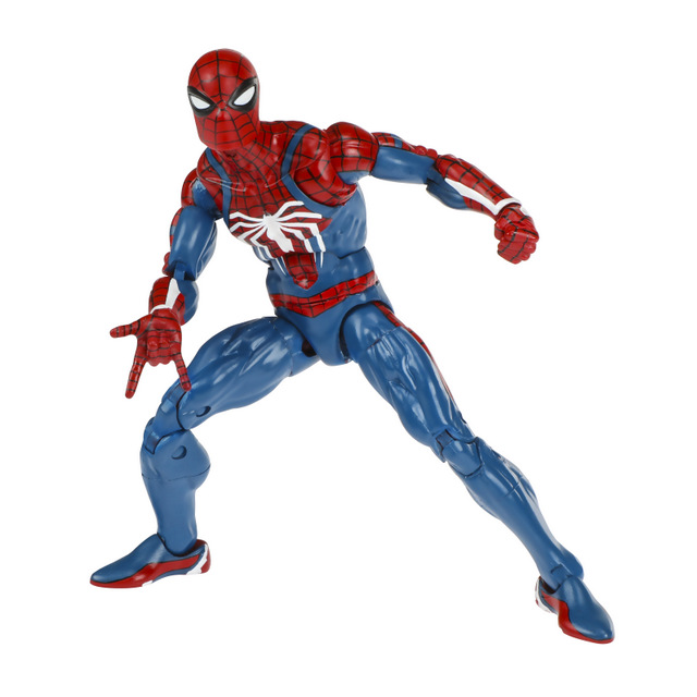 Hasbro Marvel Legends Series 6-inch Gamerverse Spider-Man Figure_E5072_v1_current
