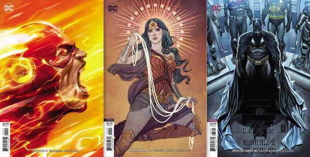 dc comics reviews 6/27/18