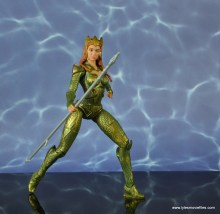 dc multiverse mera figure review - action pose