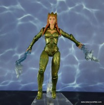 dc multiverse mera figure review - raising up