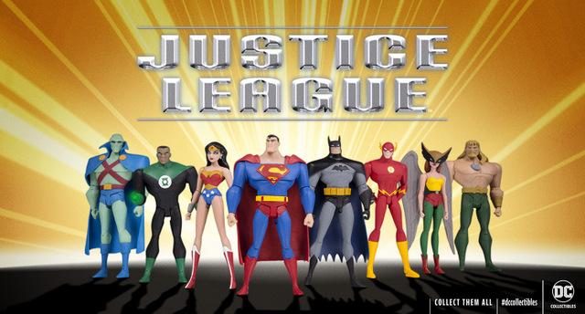 dc universe justice league promo