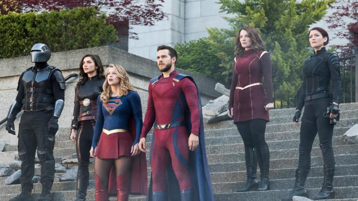 episode 38 supergirl season finale