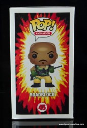 funko pop gi joe roadblock figure review -package right side