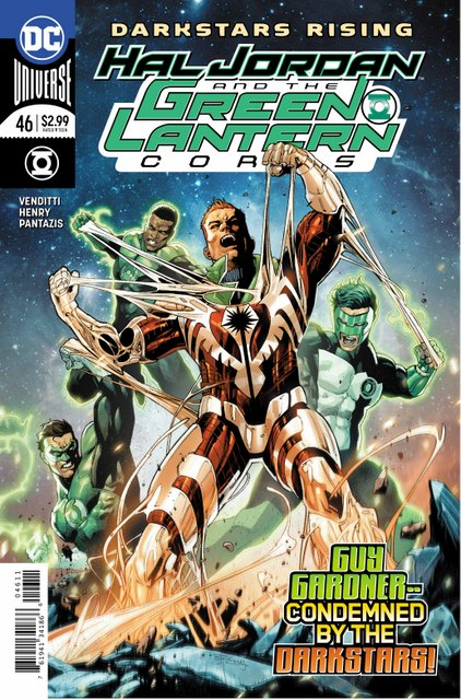 hal jordan and the green lantern corps 46