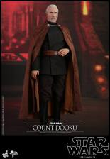 hot toys attack of the clones count dooku figure -hand on belt