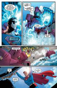 man of steel #2 page 1