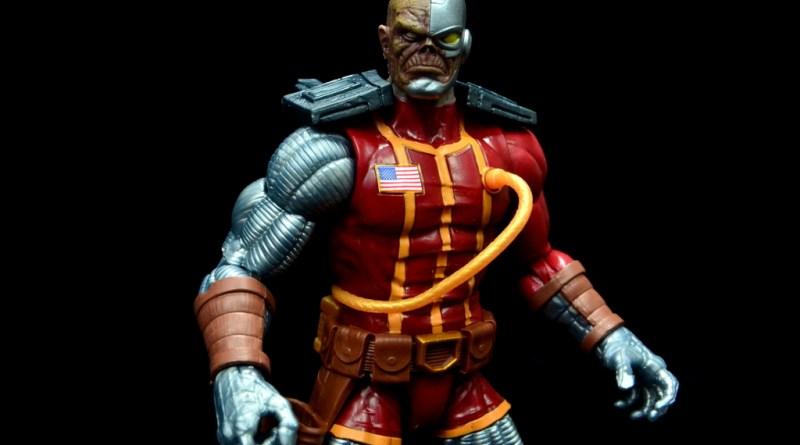 marvel legends deathlok figure review - main pic