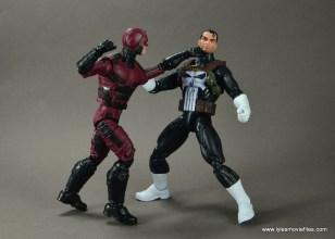 marvel legends netflix daredevil figure review -punching punisher