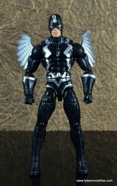 marvel legends the thanos imperative sdcc set review - black bolt front