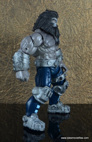 marvel legends the thanos imperative sdcc set review - blastaar right side