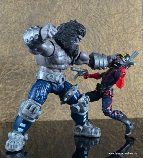 marvel legends the thanos imperative sdcc set review - blastaar vs star-lord