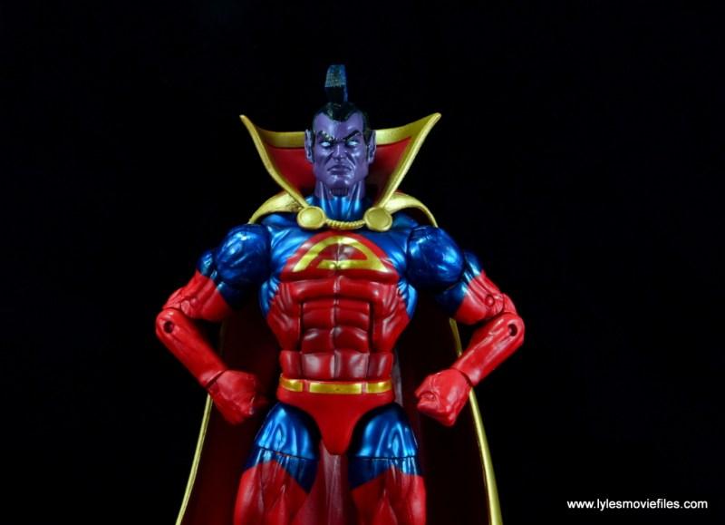 marvel legends the thanos imperative sdcc set review - gladiator close up