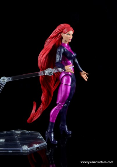 marvel legends the thanos imperative sdcc set review - medusa right side