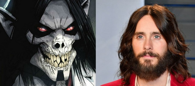 morbius to be played by jared leto