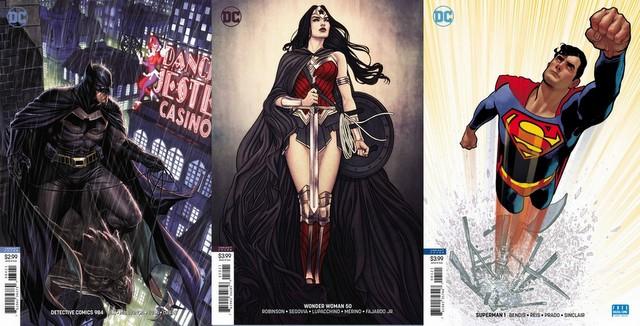 dc comics 7/11/18