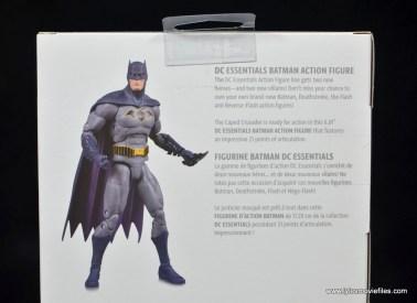 dc essentials batman figure review -bio space