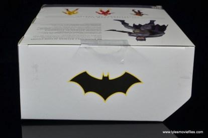 dc essentials batman figure review -package top
