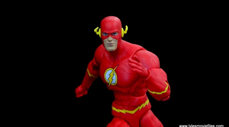 dc essentials the flash figure review -main pic