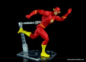 dc essentials the flash figure review - waving