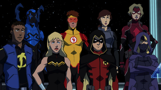 dc universe episode 39 young justice