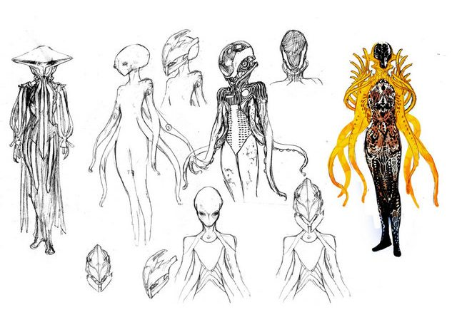 electric warriors concept art 1