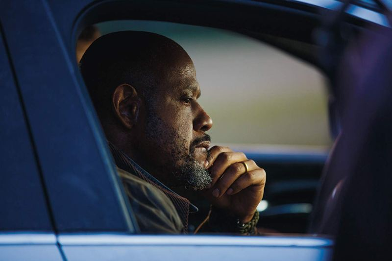 how it ends movie review - forest whitaker