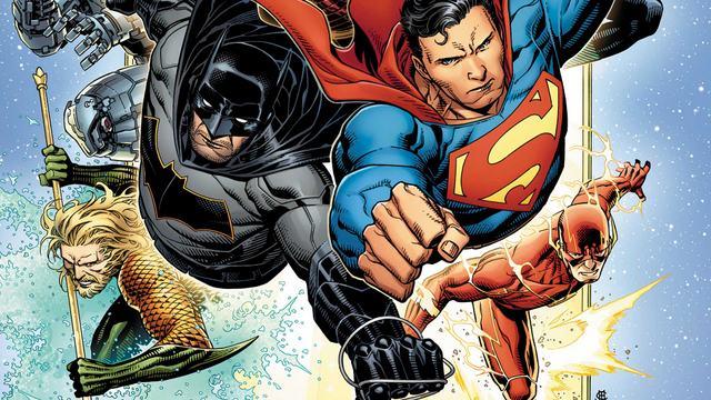 justice league #1 june 2018