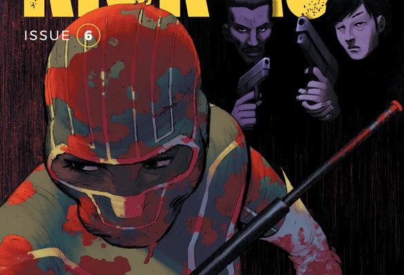 kick-ass #6 cover