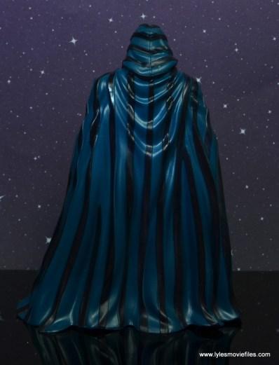 marvel legends cloak and dagger figure review - cloak rear