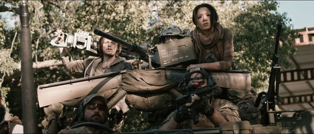 occupation movie review - zachary garred and stephanie jacobsen
