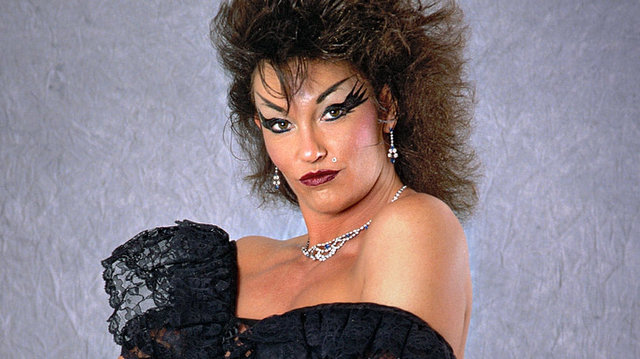 sensational sherri wwe elite flashback