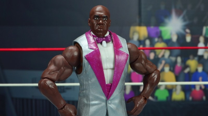 wwe elite virgil figure review -main pic