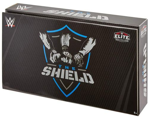 wwe epic moments shield reunion - package unopened
