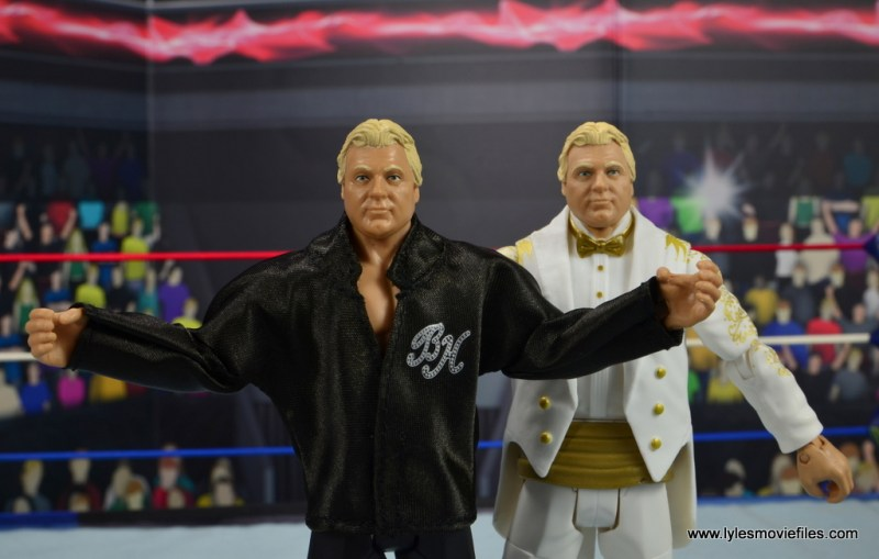 wwe fan central bobby heenan figure review - the weasel and the brain