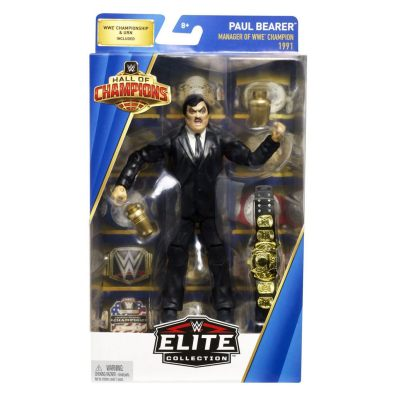 wwe hall of champions 3 - paul bearer in package