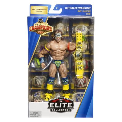 wwe hall of champions 3 - ultimate warrior package